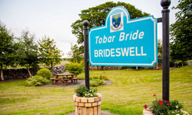 Brideswell Sign